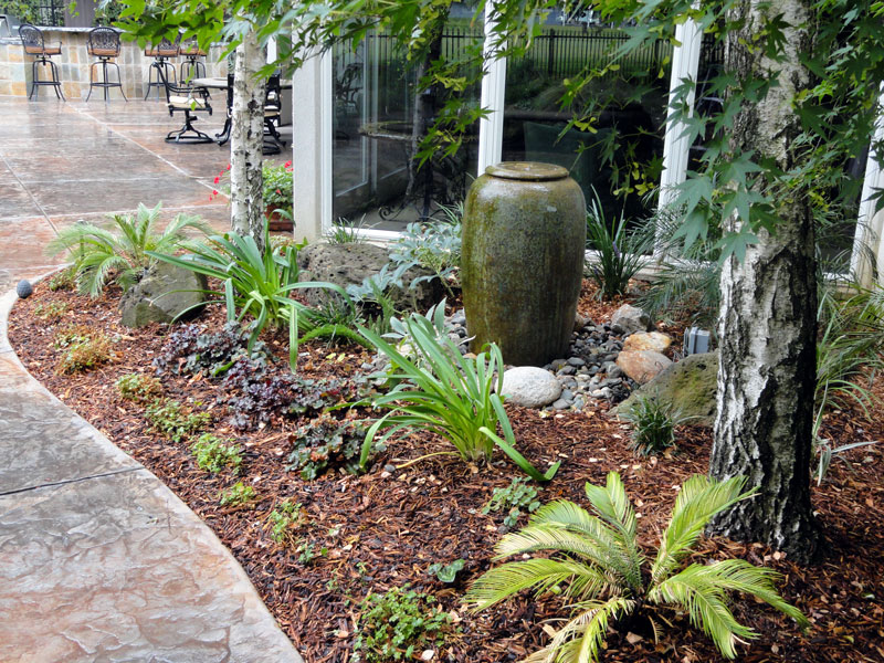 Machado Landscaping Woodland Ca : Andy gagnon landscapes inc pool gallery